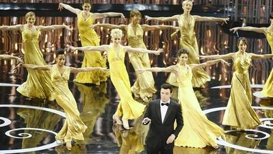 Oscars show review: Despite Adele, Michelle Obama, telecast is dull
