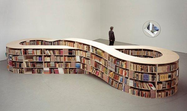 The Infinity Bookcase