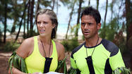 'The Amazing Race' recap, Pearl diving in Bora Bora