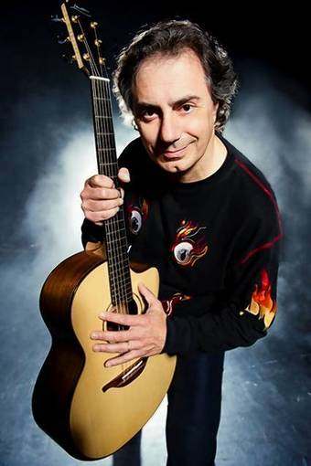 Pierre Bensusan brings his original international sound, with its mix of solo guitar wizardry and cabaret style vocalizing to Hartford on Saturday, March 2, at 8 p.m. for the CGS at Asylum Hill Congregational Church, 814 Asylum Ave. Tickets: $25. Information: 860-249-1132. Read story here.