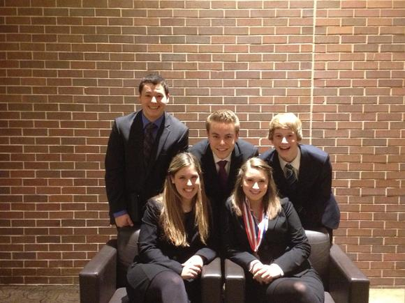 Prospect's Ivy Fishman Named Dramatic Interpretation State Champion in IHSA State Speech Tournament