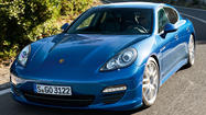 <strong>How green is it? </strong>The 2013 Porsche Panamera S Hybrid measures up pretty well for a full-size sedan, with its 30 mpg highway fuel economy.