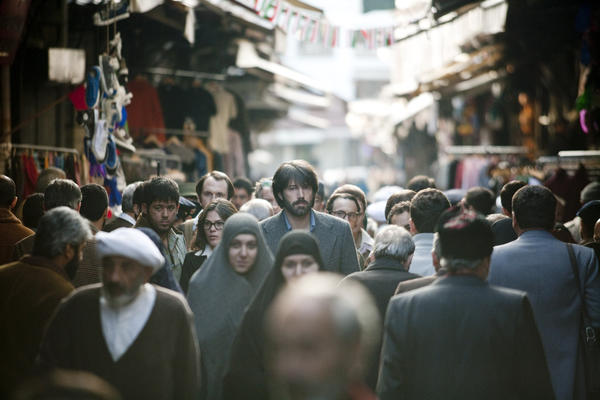 "Ben Affleck as Tony Mendez in ""Argo,"" which is set in Tehran during the U.S. hostage crisis."