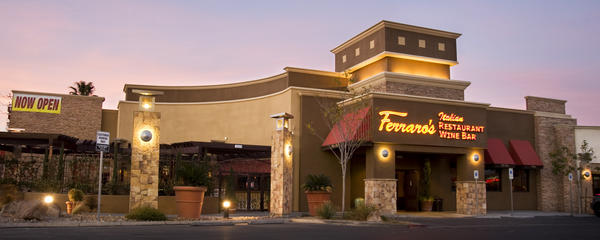 During restaurant week, prix-fixe menus at such places as Ferraro's in Las Vegas offer reduced prices for diners.