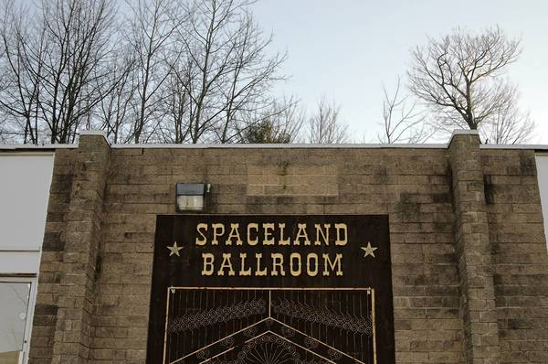 A new sign is already hanging outside Spaceland Ballroom, a new music and community arts venue at 295 Treadwell St.t in Hamden. The venue is set to open March 15.