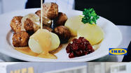 Horse meat found in Ikea Swedish meatballs sold in Europe