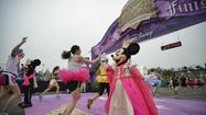 2013-2014 Florida Marathons: Disney Princess Half-Marathon Weekend