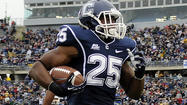 UConn senior running back Martin Hyppolite was a passenger in a fatal auto accident in Durham, N.H., Saturday morning and remains hospitalized.