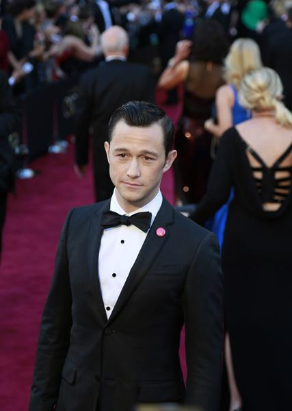 """Looper"" actor Joseph Gordon-Levitt"