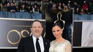 Oscars 2013 arrivals: Harvey Weinstein and Georgina Chapman