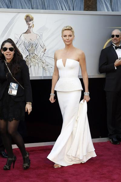 """Snow White and the Huntsman"" actress Charlize Theron"