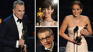 Oscars 2013 analysis: 'Argo,' Ang Lee big winners