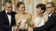 Oscars 2013: Five things we learned from the awards season