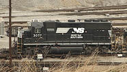 What's next for the 145 Norfolk-Southern employees laid off yesterday?
