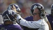 Northwestern will be the first Big Ten team to strap on the pads for spring football practice at 7:30 a.m. Wednesday.