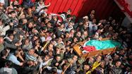 SAIR, West Bank — As Israel looked for ways to contain growing Palestinian anger over the death of a West Bank detainee in its custody, thousands of mourners gathered Monday for the funeral of the man Palestinian officials say succumbed to torture by Israeli interrogators.