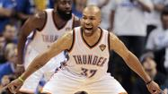 Derek Fisher will get another chance to win a sixth NBA championship.