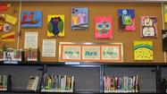 Carol Stream Public Library is displaying artwork created by individuals with special needs as part of Western DuPage Special Recreation Association (WDSRA) programs. The artwork will be on display through March 28th.
