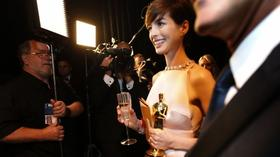 Oscars winners 2013: Anne Hathaway did it her way