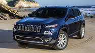 Jeep brings back Cherokee nameplate