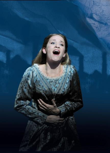 """I Dreamed A Dream"" sung by Betsy Morgan as Fantine"