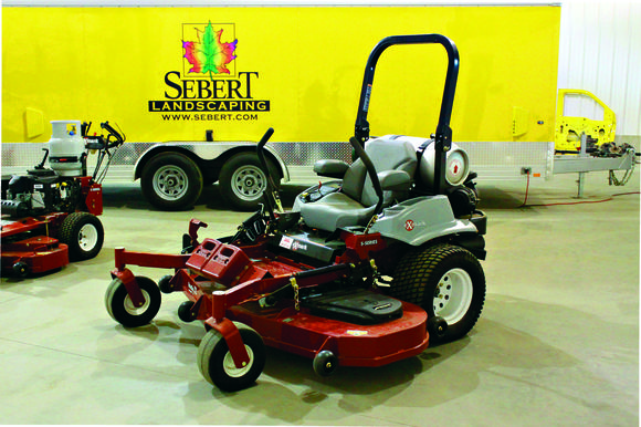 Sebert Landscaping Wins Two National Environmental Awards