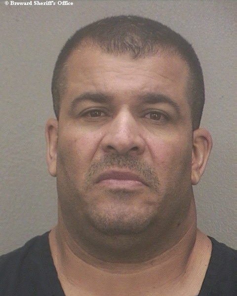 Santiago Gonzalez, 49, of Davie, resigned from his job as a Coral Springs firefighter/paramedic after his arrest on drug and weapons charges on January 24, 2013