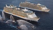 Starting March 1 guests sailing aboard Royal Caribbean International cruise ships will be expected to leave bigger tips for crew staff.