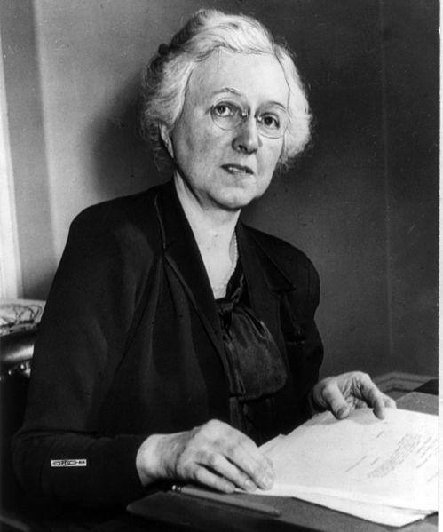 "Woodhouse was an educator and Congresswoman from the Second Congressional District in Connecticut, according to the <a href=""http://bioguide.congress.gov/scripts/biodisplay.pl?index=W000714"">Biographical Directory of the U.S. Congress</a>.  She was the second woman elected to Congress from Connecticut, and the first elected as a Democrat.  Before that Woodhouse was a professor of economics at Connecticut College in New London, Conn.  Her two non-consecutive terms (1945 to 1947, 1949 to 1951) as a Congresswoman drew upon her economics expertise.  Woodhouse died in New Canaan."
