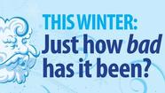 INFOGRAPHIC: Just how bad has it been this winter?