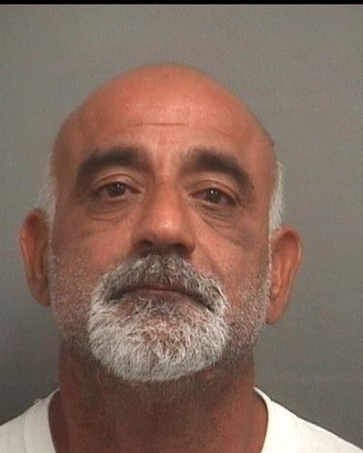 Michael Lee Garcia, 52, of Boynton Beach, is facing charges after a Lake Worth woman told deputies she paid him $4,050 for renovation work he never completed, according to the Palm Beach County Sheriff's Office.