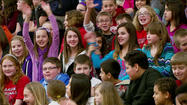 PHOTOS: I Love to Read -- Madison Elementary (Warsaw)