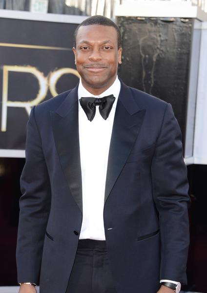 """Silver Linings Playbook"" actor Chris Tucker"