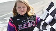 Ryleigh Lemonds, 9, hopes to become NASCAR's next Danica