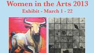 "Woodlands Academy of the Sacred Heart invites the community to ""Celebrate Women in the Arts"" by viewing an exhibition and coming to two complimentary presentations by the artists in March."