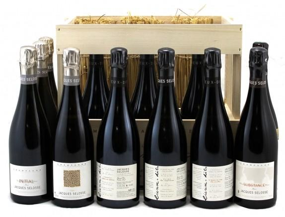 Selosse limited production Champagnes slated for dinners in SF, Chicago and New York hosted by Champagne expert Peter Liem