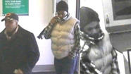 Four men attempted to rob an Alsip bank this morning but fled empty-handed after they believed police had been notified, FBI officials said.