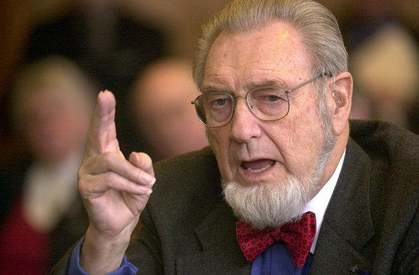 Dr. C. Everett Koop, the U.S. surgeon general during the Reagan administration, has died.