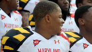 No controversy, no contact for Maryland quarterbacks come spring practice