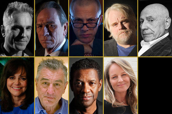 Number of this year's acting nominees who have already won Oscars -- Daniel Day-Lewis, Tommy Lee Jones, Sally Field, Denzel Washington, Robert De Niro, Alan Arkin, Christoph Waltz, Philip Seymour Hoffman and Helen Hunt.