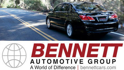 "Bennett Automotive Group includes dealerships for Infiniti, Jaguar, Land Rover, Scion and Toyota and has Lehigh Valley locations in Allentown, Upper Macungie Township and South Whitehall Township. (Details from <a href=""http://www.bennettcars.com/locations/listmap.htm"" target=""_blank"" rel=""nofollow"">the company's profile</a>.)<br />