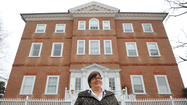 Faced with the challenge of keeping a historic mansion warm for elderly residents while reining in costs, the nonprofit organization that operates the 18th-century Chase-Lloyd House in Annapolis is turning to 21st-century techniques to save the day.