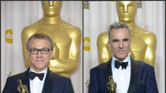 No one expected the men walking the red carpet at the 85th Academy Awards on Sunday night to display the same level of colorful plumage as the women, but there were a few fellows who managed to tackle the tux on their own terms and looked dapper as all get out in the process.