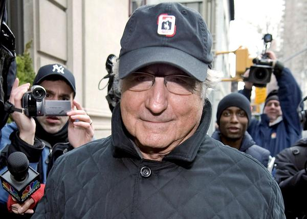 Bernard Madoff tells investigators from prison that the banks were complicit in his Ponzi scheme.Bernard Madoff placed under house arrest