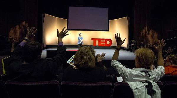 ted conference planned jay catapulted international celebrity achieved academics scientists