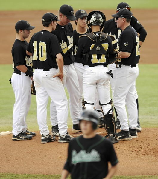 Bishop Moore topped Colonial 4-3 on Monday. (Jim Rassol/Sun Sentinel)