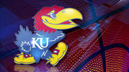 "<span style=""font-size: small;"">Elijah Johnson scored a career-high 39 points - 12 in overtime - and No. 6 Kansas rallied to beat Iowa State 108-96 on Monday night for coach Bill Self's 500th career win.</span>"