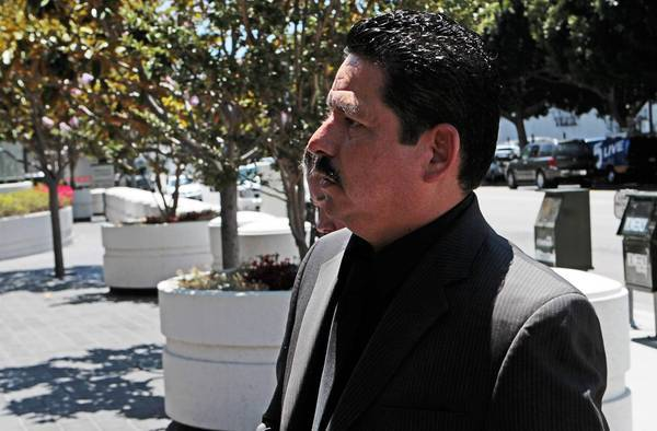 Former Councilman Osvaldo Conde was the last of three officials to be sentenced in the federal case that authorities say exposed widespread corruption in Cudahy. As with the other two, he received a shorter sentence than the government's lawyer had recommended.