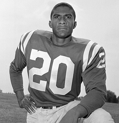Sun archives: Baltimore Colts photos - Milt Davis