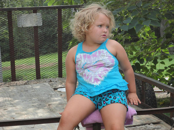 HONEY BOO BOO A HIT OVERSEAS